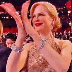 Nicole Kidman Reveals She Clapped Like a Seal at the Oscars to Protect Huge Diamond Rings