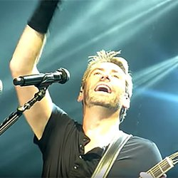 Music Friday: Nickelback's Chad Kroeger Sings, 'You Can't Give Up When You're Lookin' for a Diamond in the Rough'