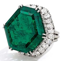 Legendary Stotesbury Emerald Headlines a Cavalcade of Magnificent Jewels at Sotheby's Tomorrow