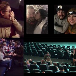 Vancouver Woman Is Stunned When Movie Trailer Turns Out to Be a Marriage Proposal