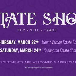 Estate Show At Dean's