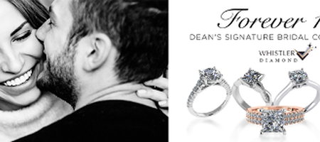 Dean's Jewelry Forever 15 Bridal Collection