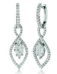 Le Vian14K Vanilla Gold® Earrings