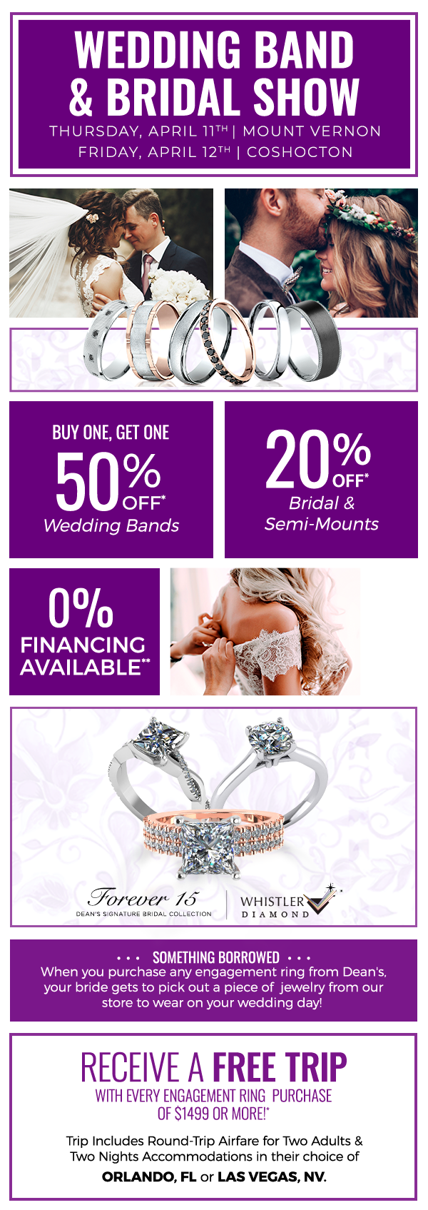 Deans   April   Wedding Band   Email   19 01